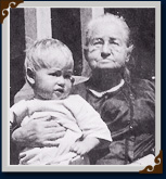 Great Granny & Gordon Wright